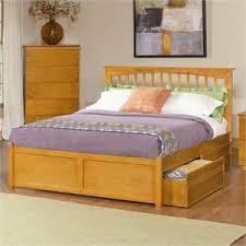 Flat Platform Bed Frame Platform King Size Beds Cymax Stores