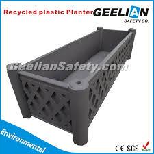 Square Plastic Planters by Plastic Planters Square Source Quality Plastic Planters Square