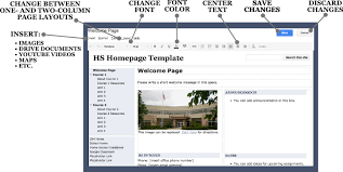 introduction to google sites teacher homepage gallery
