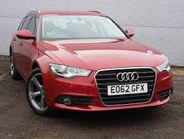 pink audi a6 used 2012 62 audi a6 2 0 tdi se 5dr in livingston arnold clark