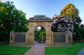 Wagga Wagga Botanical Gardens Arch Way Description Memorial Archway At The Wagga Wagga Vmg Jpg