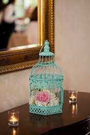 Bird Cage Decoration Wedding Wednesday Birdcage Decor The Inspired Hive