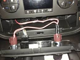 2009 convert front cig lighters to switch power chevrolet forum
