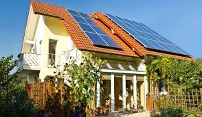 house with solar how much does a rooftop solar system with batteries cost