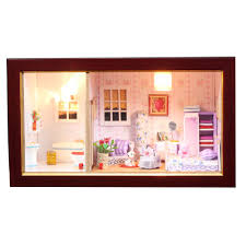 Diy Dollhouse Furniture Compare Prices On House Full Furniture Online Shopping Buy Low