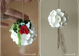 scalloped 10 adorable diy paper ornaments diy
