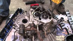 Mazda Manual Transmission Tear Down Youtube