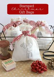 christmas gift bag diy sted christmas gift bags best 12 days of