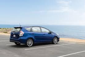 motor corporation 2017 toyota prius v review carrrs auto portal
