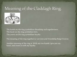claddagh rings meaning the claddagh ring