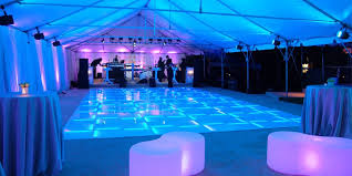 portable floor rental our led floor at chateau elan this month the facility and
