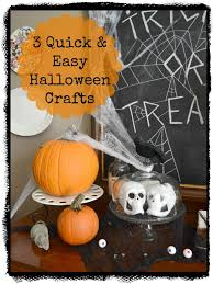 Halloween Crafts To Make At Home - easy halloween crafts for kids to make at home face makeup ideas