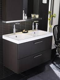 Floating Bathroom Vanities by Single Sink Floating Bathroom Vanity Under Mirrored Cabinet Near