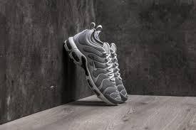 nike air max plus tn ultra cool grey wolf grey black footshop