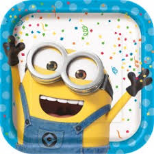 minions party supplies despicable me party supplies minions party items