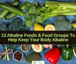 top 13 alkaline food groups for vibrant health enjoy natural health