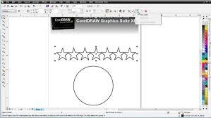 corel draw x6 rutor coreldraw x6 tutorial the interactive blend tool advancedtshirts