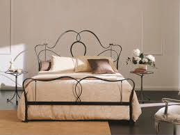 classic style iron double bed marlen by bontempi design studio