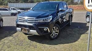 New TOYOTA Hilux Caminhonete 2.8 16V SRX 4X4 CABINE DUPLA AUTOMÁTICO  #IL26