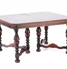 jacobean revival dining table ebth