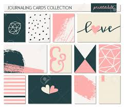 journaling templates free a set of 12 templates for greeting journaling cards for a set of 12 templates for greeting journaling cards for valentine s day weddings