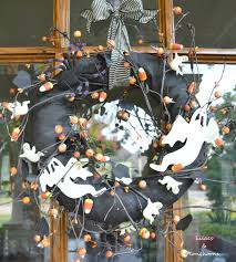 fall or halloween decor lilacs and longhornslilacs and longhorns