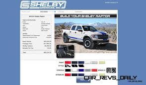 Ford Raptor Options - shelby raptor