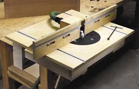 Free Plans To Build A Storage Bench by 3 Free Diy Router Table Plans Perfect For Any Purpose