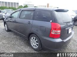 toyota bank login used toyota wish from japan car exporter 1111999 giveucar
