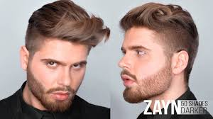 zayn u0027i don u0027t wanna live forever u0027 hairstyle tutorial 50 shades