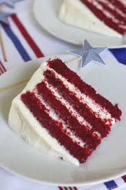 summer red velvet with whipped cream cheese frosting urban comfort