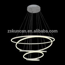 Modern Design Chandelier Pendant Light Modern Design Led 5 Rings Chandelier Buy Acrylic