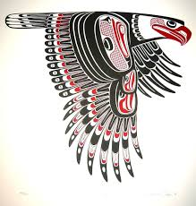 pacific northwest native american totem tattoo design photo 2