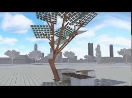 solar tree animation