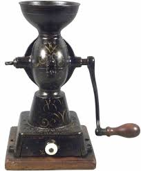 Cast Iron Coffee Grinder Enterprise Coffee Grinder