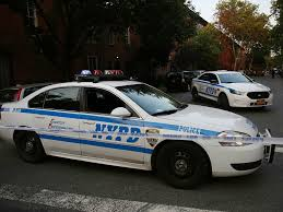 new york police woman shot dead while sitting in patrol car in