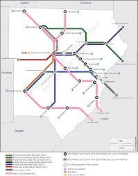 Seattle Link Rail Map Marta In Cobb Envisioning Hypothetical Transit In Suburbia