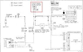 92 nissan pathfinder wiring diagrams wiring diagram