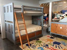 Milano Twin Over Twin Bunk Bed Kids Furniture In Los Angeles - Milano bunk bed