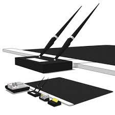 Desk Sets And Accessories Desk Set 3d Model Formfonts 3d Models Textures