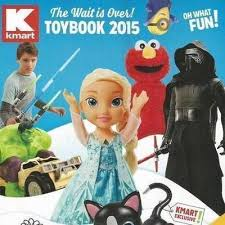 view the kmart 2015 book with kmart deals and sales black