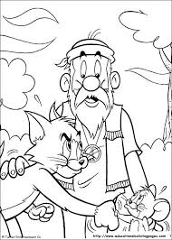 tom jerry coloring pages educational fun kids coloring pages