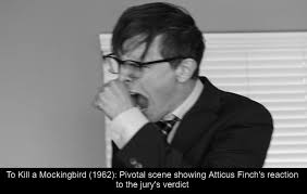 To Kill A Mockingbird Meme - heartbreaking scene from to kill a mockingbird h3h3productions