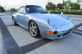 used porsche 911 canada 1996 porsche 993 turbo luxury vehicle for sale in