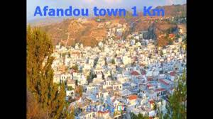 oasis hotel bungalows afantou greece youtube