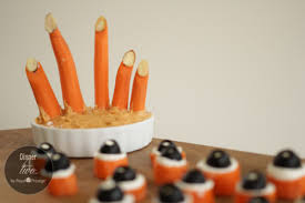 healthy halloween appetizers dinner 4 two