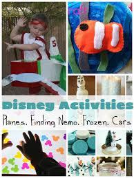 disney activities u0026 crafts kids playroom
