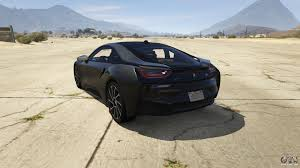 Bmw I8 360 View - 2015 bmw i8 for gta 5