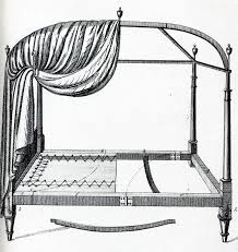 colonial style beds two nerdy history girls bed time eighteenth century style