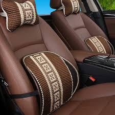 support lombaire bureau kkysyelvacar couvre voiture cou oreiller de voiture support lombaire